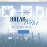 breakaway youth conference website